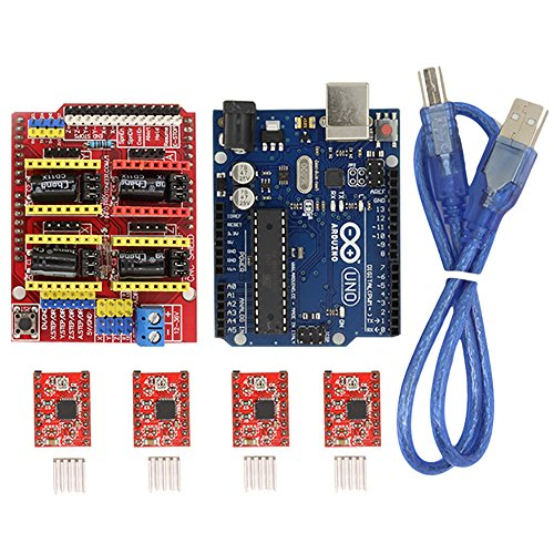 Witbot Cnc Shield Expansion Board V3 0 Uno R3 Board For