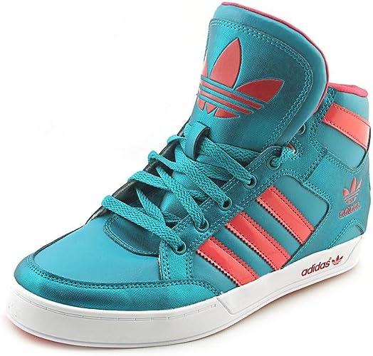 Adidas Women's Originals Hardcourt Hi Casual Shoes Basketball ...