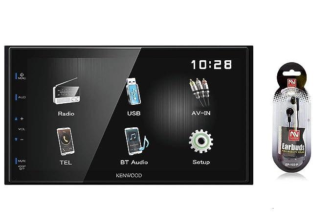 amazon com kenwood dmx110bt 6 8 double din touchscreen blue key rh amazon com Kenwood KDC 322 Wiring-Diagram Kenwood Speaker Wiring Diagram