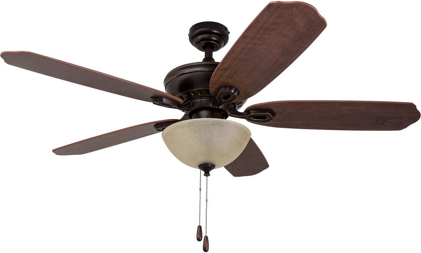 Prominence Home 50334-01 Spring Hollow Ceiling Fan