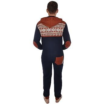 Soul Star - Pijama de una Pieza - para Hombre: Amazon.es: Ropa y accesorios