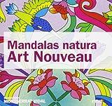 img - for Mandalas natura Art Nouveau book / textbook / text book