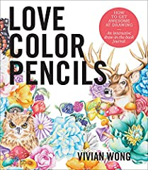 "Vivian Wong shares her love of colored pencils and explains that one way ""baby artists"" improve their work is by copying what they see. Love Colored Pencils is designed to enable exactly this. Look over Vivian's shoulder as sh..."
