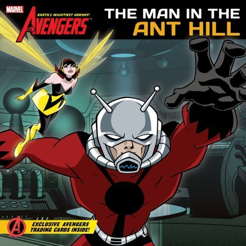 The Avengers: Earth's Mightiest Heroes!: Man in the Ant Hill by Nachie Castro (2011-11-15)