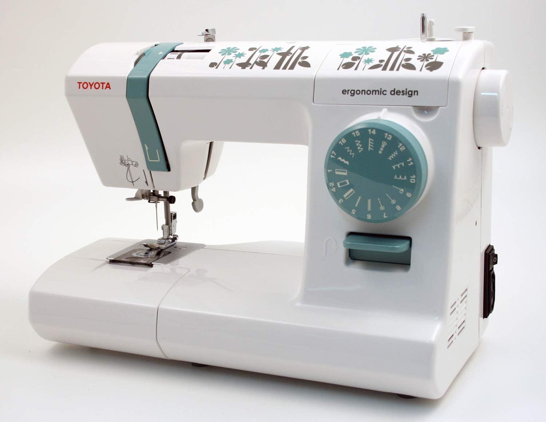 Toyota ECO 17C Máquina de coser: Amazon.es: Hogar