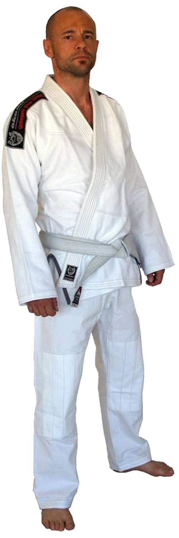 Traje completo de artes marciales OKAMI Fightgear BJJ Anzug Warrior