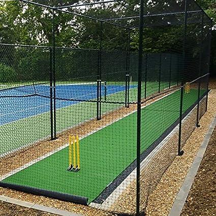 Range of Sizes Pre-Cut Netting Net World Sports - Cricket Net Panels