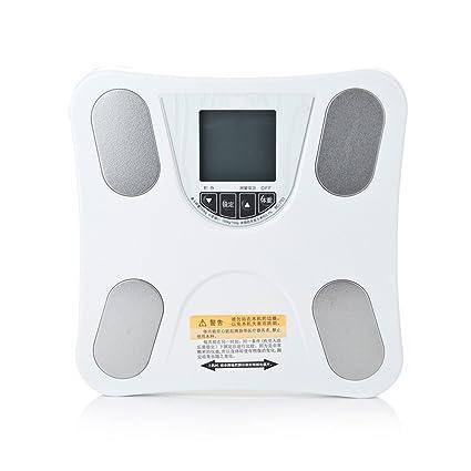 Básculas electrónicas para el hogar balanzas electrónicas precisas pérdida de Peso para la Salud de Adultos