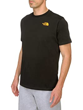 8d71ed7205f8 The North Face Men s Short Sleeve Simple Dome T-Shirt  Amazon.co.uk ...
