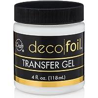 iCraft Deco Foil Transfer Gel, 4825, Original Version, 1pk, 4 oz
