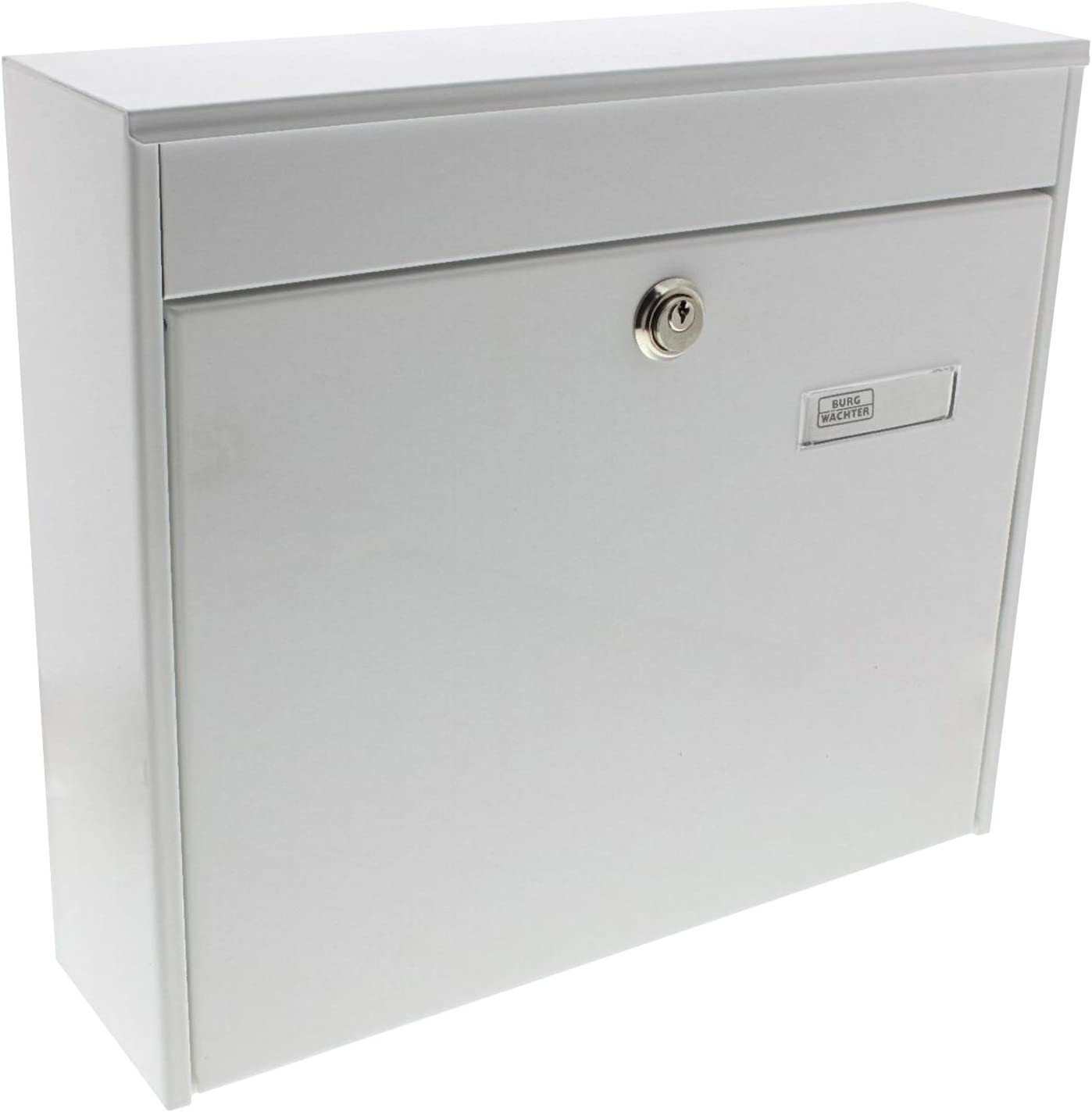 Burg-Wächter Group Mailbox Lowest price challenge A4 Letter Galvanized P Outlet sale feature Slot Steel