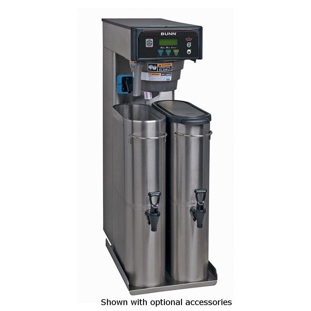 Bunn 41400.0002 Infusion Series Dual Dilution Iced Tea Brewer, 3 or 5 Gallon Capacity