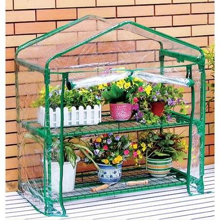Kids Gardening Adventure With Two-tiered Classroom Greenhouse & Experiments Kit, Learning Science, Educational Tools, Kids Explore & Discover, Fun Activity, Easy Science Project For Kids by ( Learning Resource ) (Image #1)