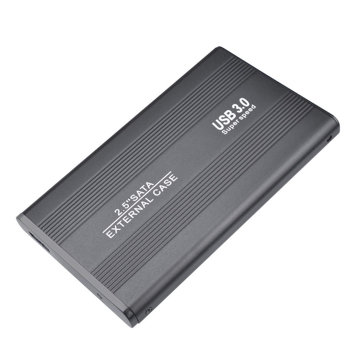 Chromebook Xbox 360 Disco Duro para PC Ordenador port/átil PS4 MacBook YSWD Disco Duro Externo USB de 1TB // 2TB Disco Duro port/átil SATA SATA de 2,5 Escritorio Mac Xbox One