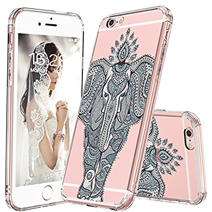 Amazoncom Mosnovo Iphone 6s Plus Caseiphone 6 Plus Case Cute Mint