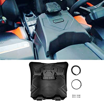 Issyzone X3 Tablet Holder for iPad, Electronic Device Holder with Integrated Storage - Fits 2020 2020 2020 2020 Can Am Maverick X3 / X3 Max: Automotive