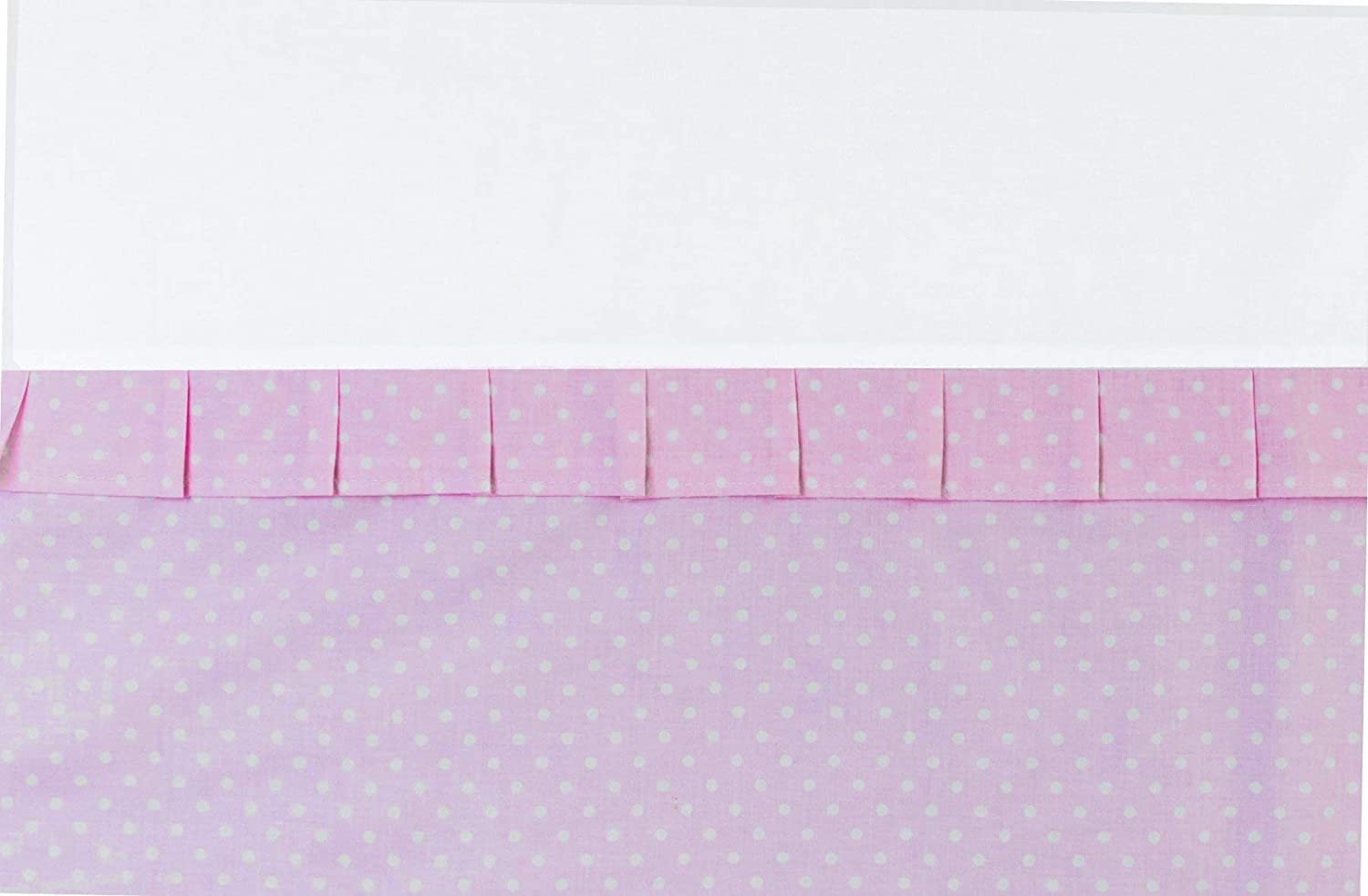 OekoTex Safe for Babies Made in EU Vizaro 100/% Luxury Cotton C Fitted Cover//Sheet for Changing Mat 50x70 cm Polka Dots