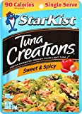 StarKist Tuna Creations, Sweet & Spicy, 2.6 Ounce Pouches (Pack of 12)
