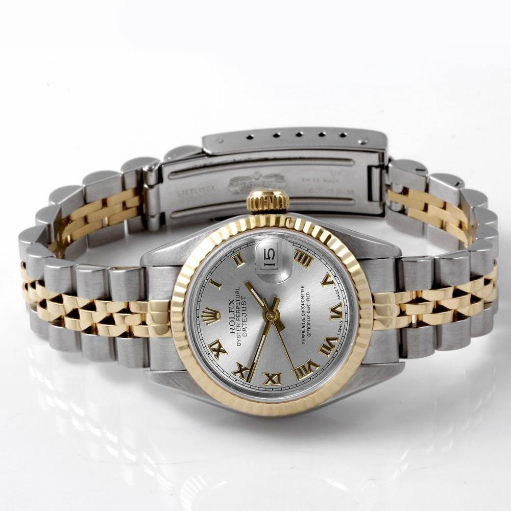 Rolex Datejust swiss-automatic womens Watch 6917 (Certified Pre-owned) by Rolex (Image #2)