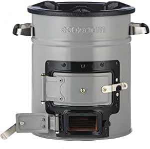 EcoZoom Versa Camping Stove - Portable Wood Burning Camp Stove for Backpacking, Hiking, RV and Survival, no Gas or Electricity needed!