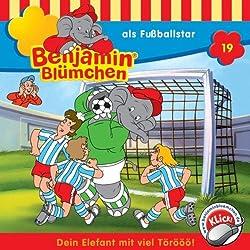 Benjamin als Fußballstar (Benjamin Blümchen 19)