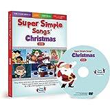 スーパー シンプル ソングス クリスマス DVD 子ども 英語