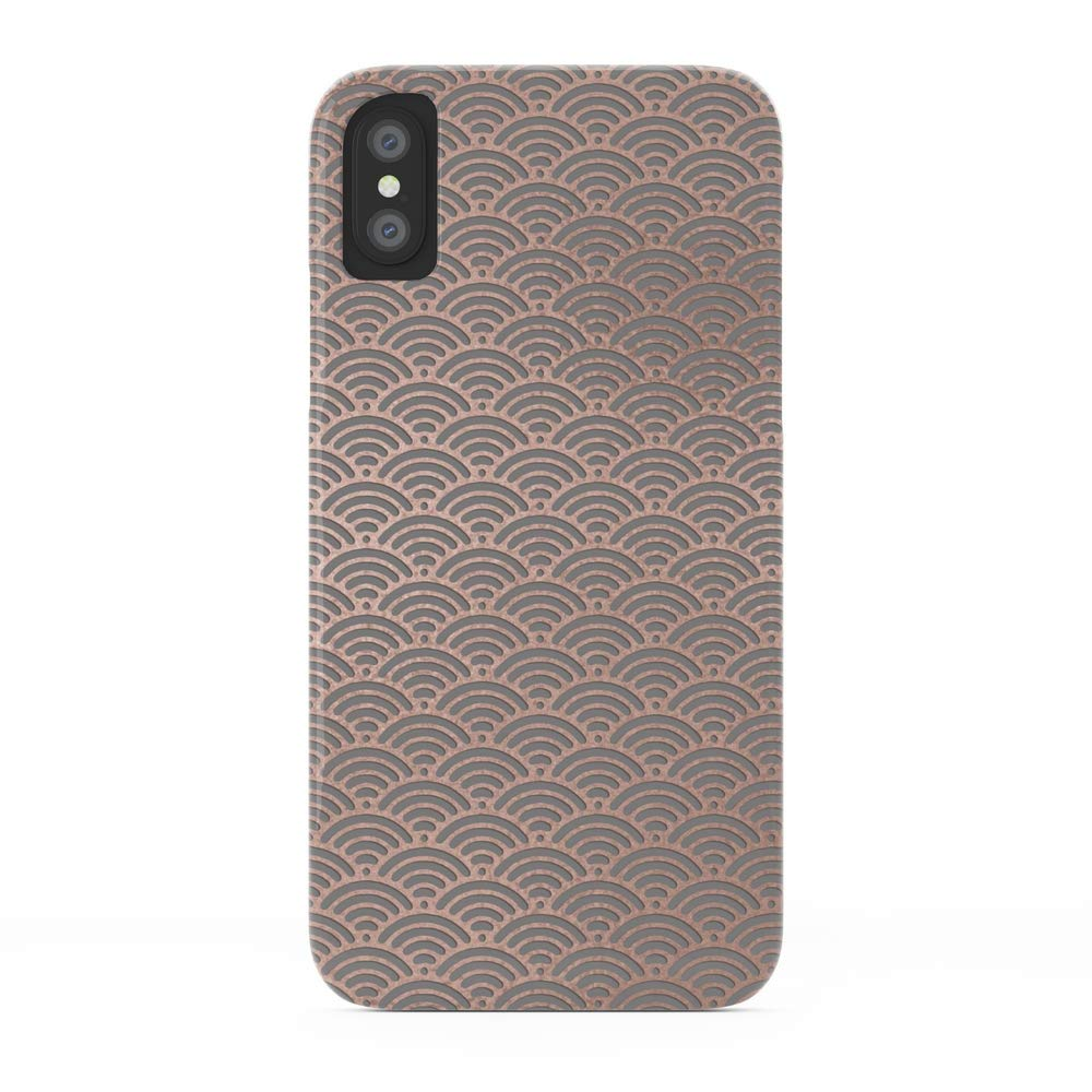 separation shoes b9698 3ae06 Amazon.com: Society6 iPhone X Cases, Featuring Rose Gold Mermaid ...