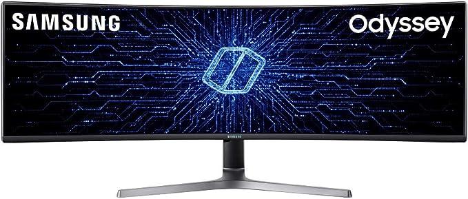Samsung C49RG90 - Monitor Curvo Gaming de 49