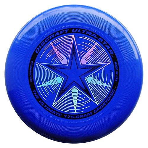 Discraft 175g Ultimate Disc Bundle (3 Discs) Black, White & Blue by Discraft (Image #3)