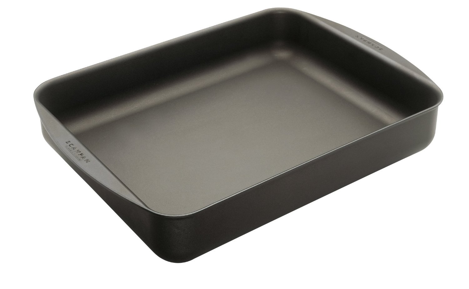 Scanpan Classic Roasting Pan, 3.25 QT, 13.5'' x 8.75'' by Scanpan