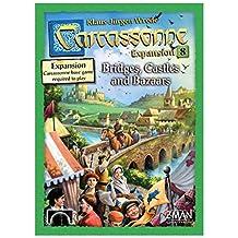 Zman Games Carcassonne Exp 8 - Bridges, Castles and Bazaars