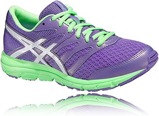 ASICS Gel-Zaraca 4 GS Junior Zapatillas para Correr - 33: Amazon ...