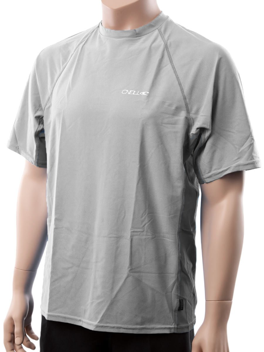 O'Neill men's 24/7 sun tee XL Cool grey/graphite (4452)