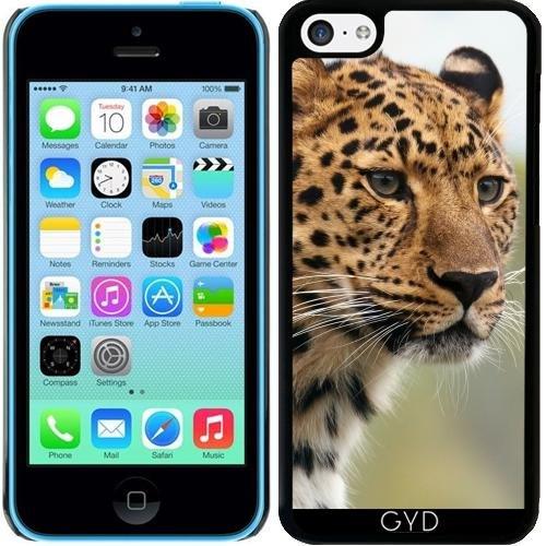 Coque pour Iphone 5c - Jaguar by WonderfulDreamPicture