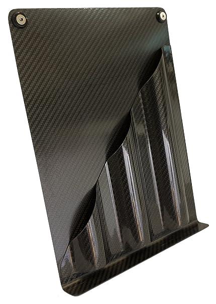 Motamec Soporte de corbata de fibra de carbono para corbata de ...