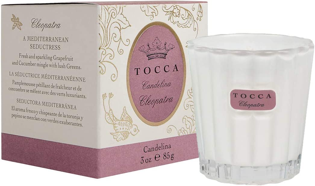 TOCCA トッカ キャンドル キャンデリーナ クレオパトラの香り