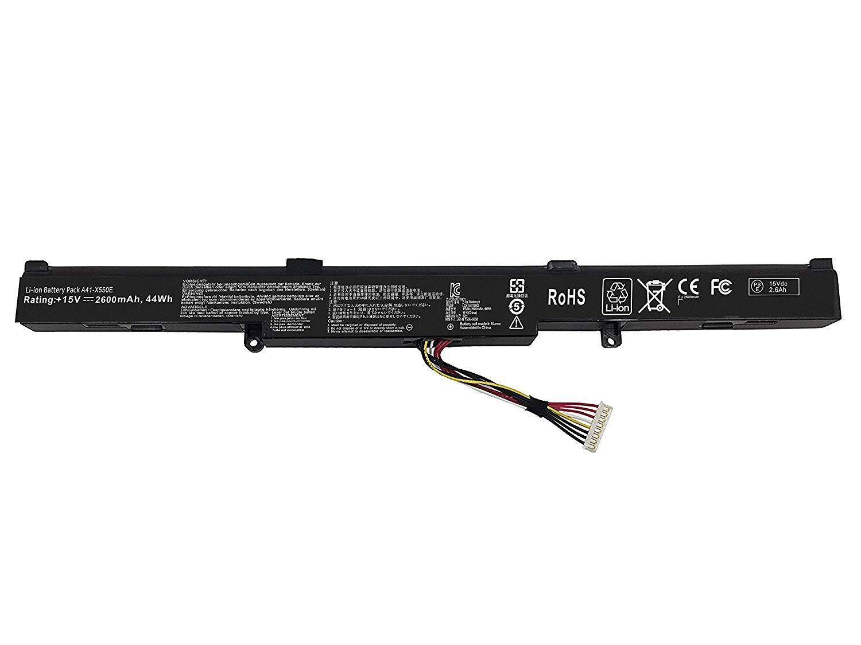 Bateria 15v 44wh Para Asus A41-x550e Asus R751 R752 F751 Series Asus F550 Series Asus X751 K751 Series