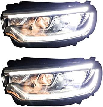 FIT CHEVY VOLT 2011-2015 LEFT DRIVER HALOGEN HEADLIGHT HEAD LIGHT FRONT LAMP NEW