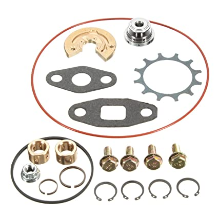 Turbocharger Repair Rebuild Service Kit For T3 T4 TA31 TB03 T04B T04E TBP4 - Motorcycle Motorcycle