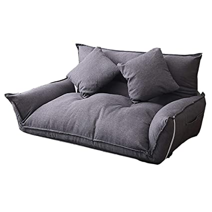Amazon Com Lazy Couch Lazy Couch Single Double Bedroom Small Sofa