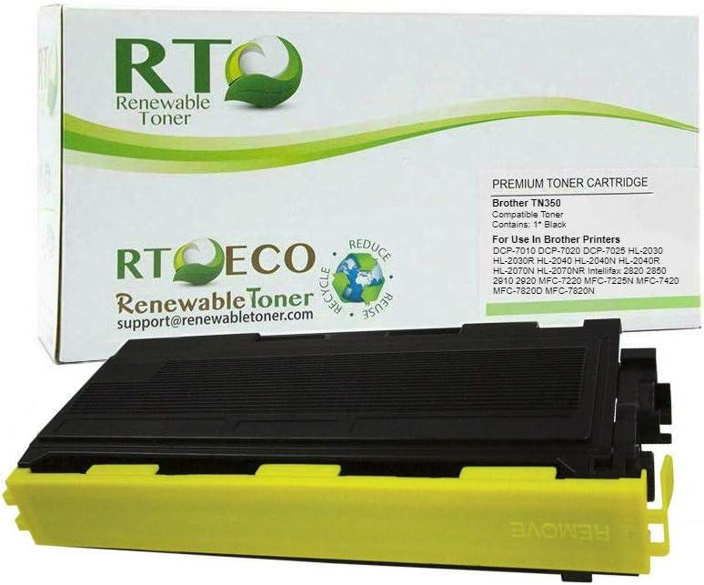 Renewable Toner Compatible Toner Cartridge Replacement for Brother TN-331 TN331BK HL-L8250 L8350 MFC-L8600 L8850