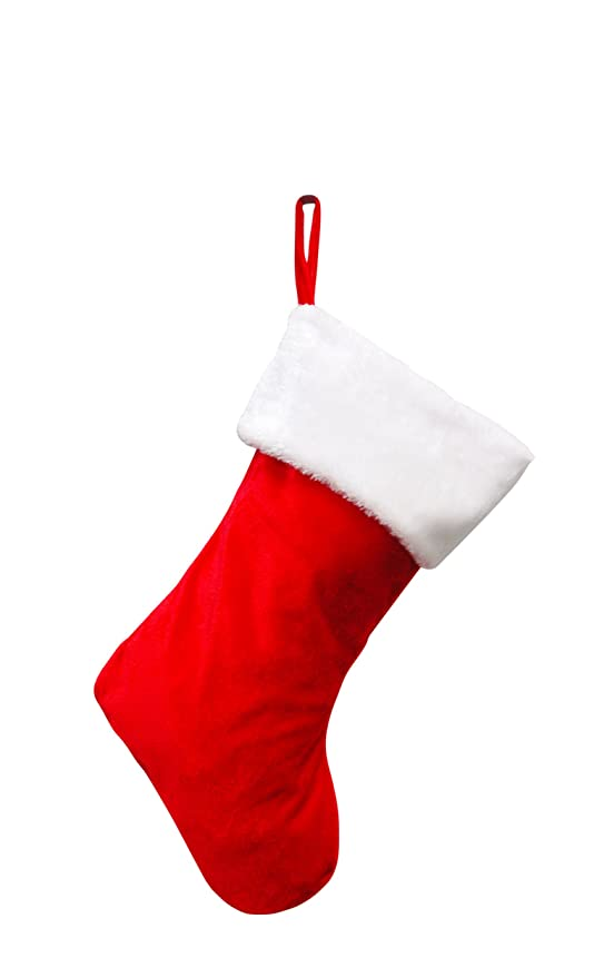 Red Christmas Stocking.Hangright Adjustable Christmas Stocking Version 2