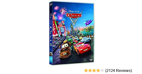 Amazon.com: Cars 2 (Import Movie) (European Format - Zone 2) Owen Wilson; Larry The Cable Guy And Michael Caine; Varios: Movies & TV