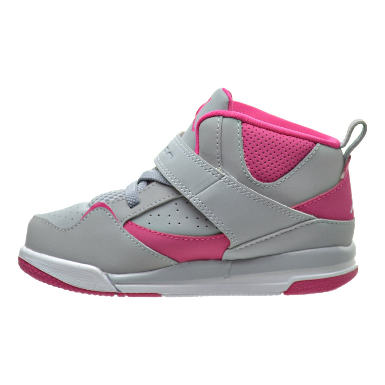 hot sales 2800d 8c1dc Amazon.com   Girls Toddler Jordan Flight 45 High   Sneakers
