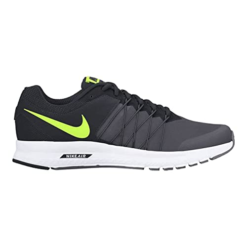 a6906a7e142 Nike Air Relentless 6 Msl Men s Black Running Shoe -8 Uk  Buy Online at Low  Prices in India - Amazon.in