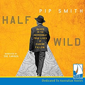 Half Wild Audiobook