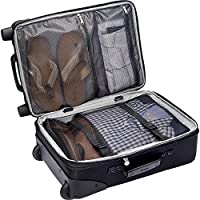 """0243e867bffd eBags Professional 22"""" Expandable Carry-On (Black)"""