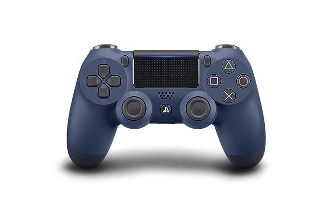 Sony DualShock 4 Gamepad PlayStation 4 Azul - Volante/mando ...