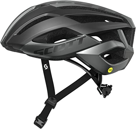 SCOTT Black M, Casco Arx M Unisex Adulto, M: Amazon.es: Deportes y ...