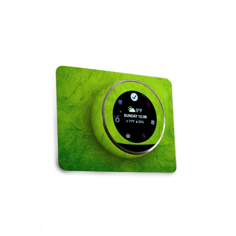 爆買い! MightySkinsスキンNest USA, Camセキュリティカメラインドア 保護、耐久性、ユニークなビニールデカールラップカバー 簡単に適用し、削除、および変更スタイル  Made in the Made in USA, Thermostat, NETH-Green Cement B07F5R55JL, 小松島市:53175234 --- martinemoeykens-com.access.secure-ssl-servers.info